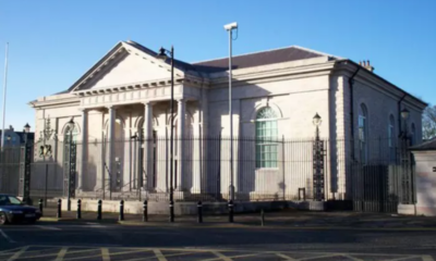 Armagh Courthouse