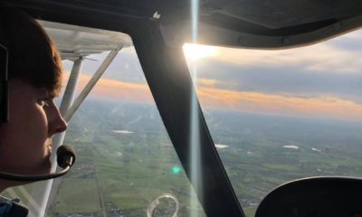 Ethan Sherry pilot