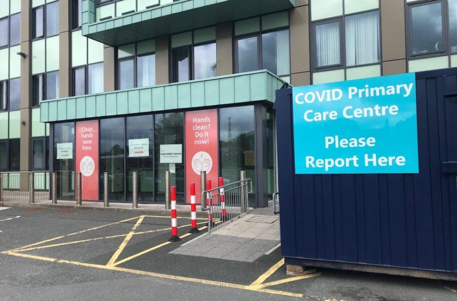 COVID Primary Care Centre