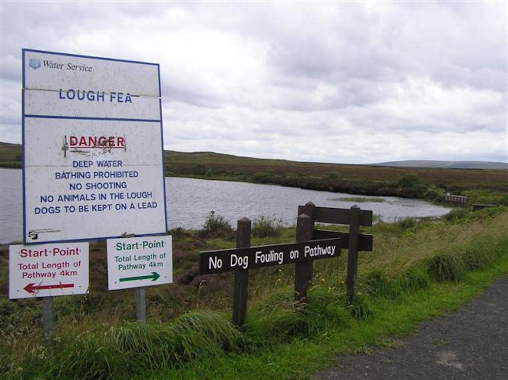 Lough Fea, Cookstown
