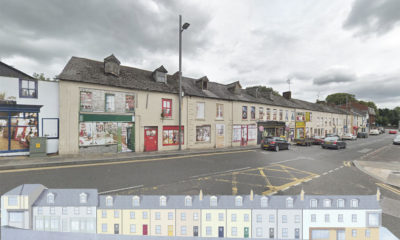 Perry Street Dungannon plans