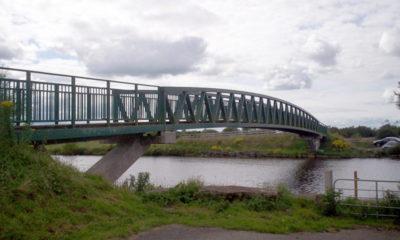 Maghery footbridge