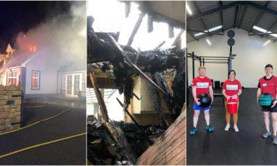 Omagh girl Eimear Donnellyfundraiser after house fire